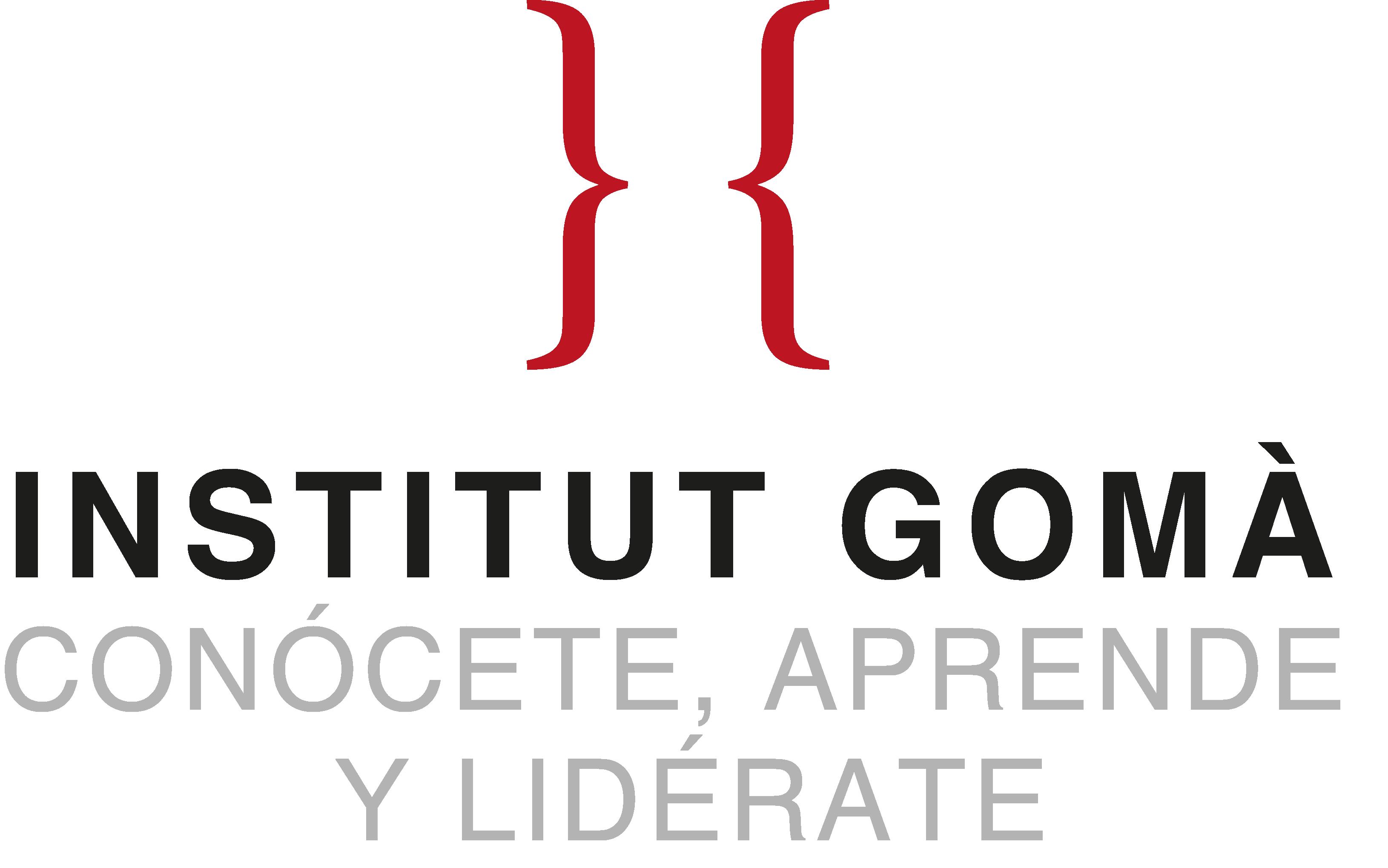 logo institut goma gris