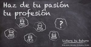 Foto haz de tu pasión tu profesión